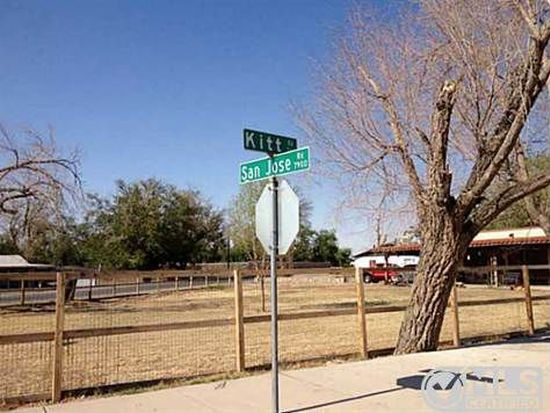341 Kitt Rd, El Paso, TX 79915