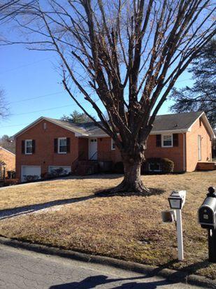 4834 Glenbrook Dr, Roanoke, VA 24018