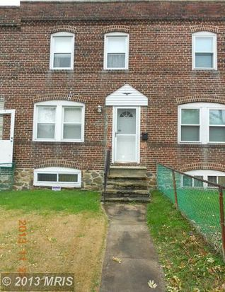 6613 Gary Ave, Baltimore, MD 21224