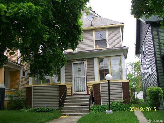 3788 Burns St, Detroit, MI 48214