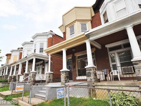 3909 Norfolk Ave, Baltimore, MD 21216