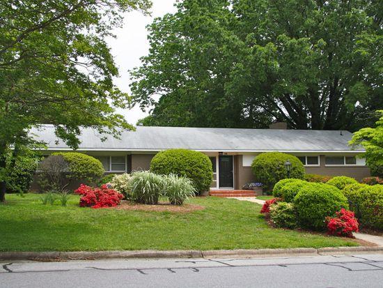 2200 Villa Dr, Greensboro, NC 27403