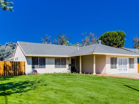 13468 Los Olivos Ave, Poway, CA 92064