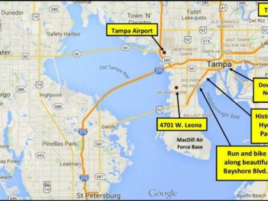 4701 W Leona St, Tampa, FL 33629