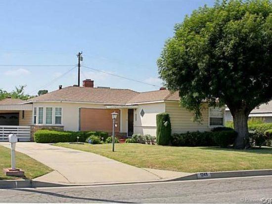 1245 Galemont Ave, Hacienda Heights, CA 91745