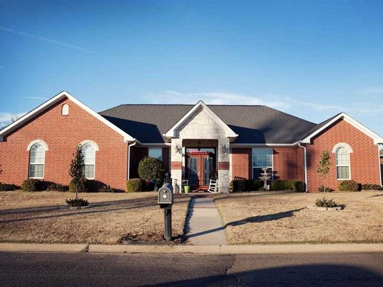 2 Copper Ridge Rd, Texarkana, TX 75503