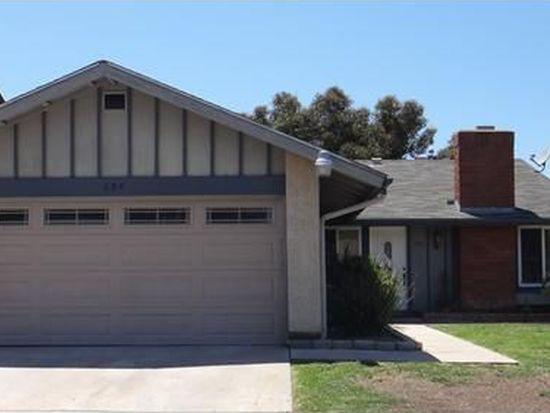 294 Latimer St, San Diego, CA 92114
