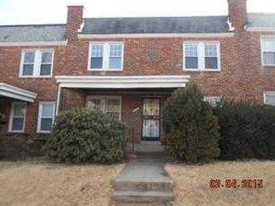 4668 Kernwood Ave, Baltimore, MD 21212