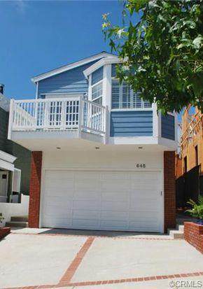 645 Longfellow Ave, Hermosa Beach, CA 90254