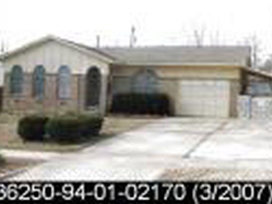 18528 E 1st St, Tulsa, OK 74108