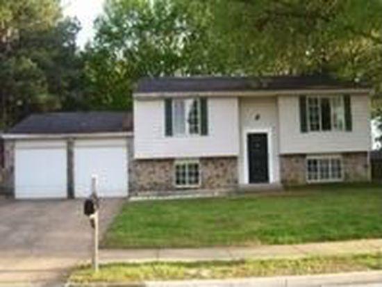6781 Canna Hill Cv, Bartlett, TN 38135