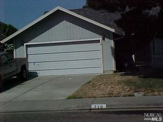 730 Chula Vista Way, Suisun City, CA 94585