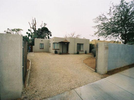1206 E Glenn St, Tucson, AZ 85719
