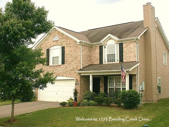 1253 Bending Creek Dr, Cane Ridge, TN 37013