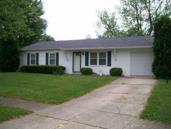 2423 Norwood Dr, Anderson, IN 46011