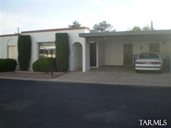 840 S Ciudad Cir, Tucson, AZ 85710