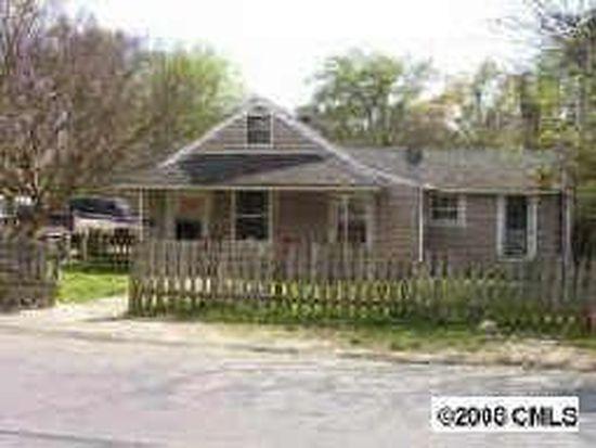 828 Charles Ave, Charlotte, NC 28205