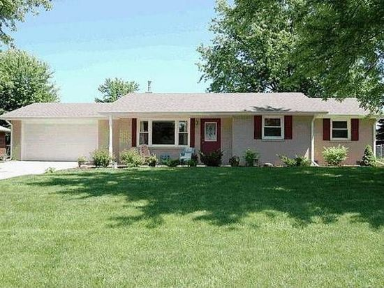408 Fall Creek Dr, Anderson, IN 46013