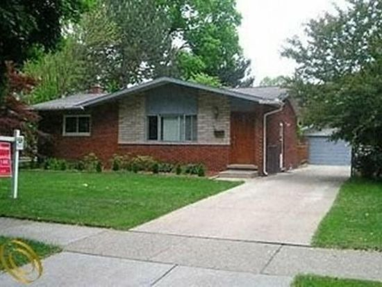 21867 S Brandon St, Farmington Hills, MI 48336