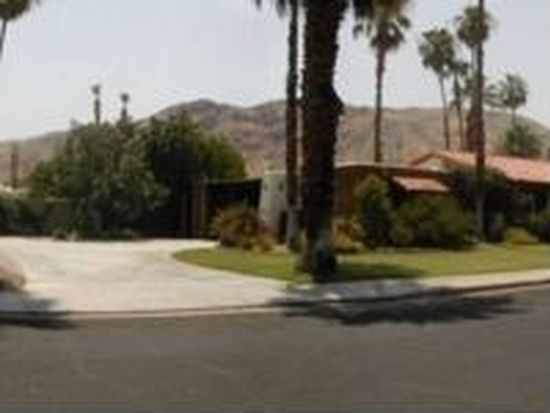 2170 S Caliente Rd, Palm Springs, CA 92264