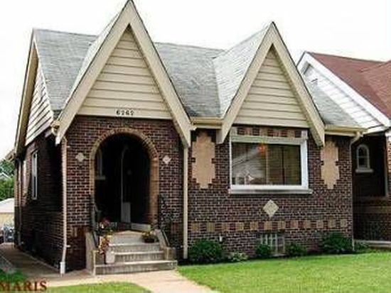 6262 Marmaduke Ave, Saint Louis, MO 63139