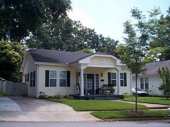 531 Norwood St, Spartanburg, SC 29302