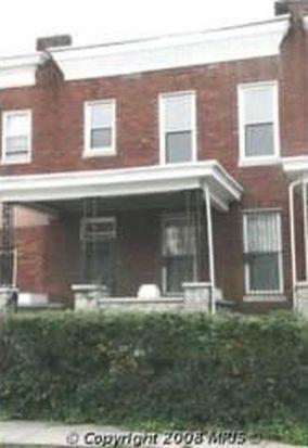 1637 Moreland Ave, Baltimore, MD 21216