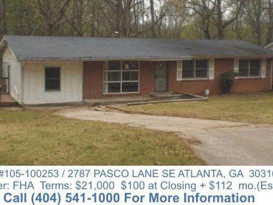 2787 Pasco Ln SE, Atlanta, GA 30316