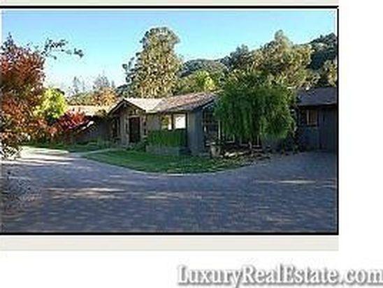16330 S Kennedy Rd, Los Gatos, CA 95030