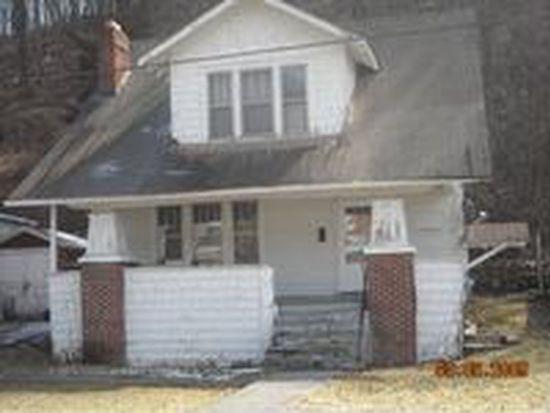 821 Frederick St, Bluefield, WV 24701