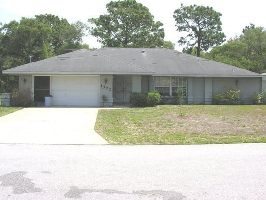 1372 Haulover Ave, Spring Hill, FL 34608
