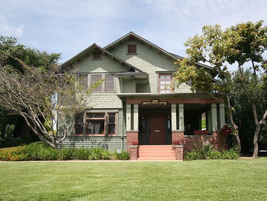 769 N Orange Grove Blvd, Pasadena, CA 91103