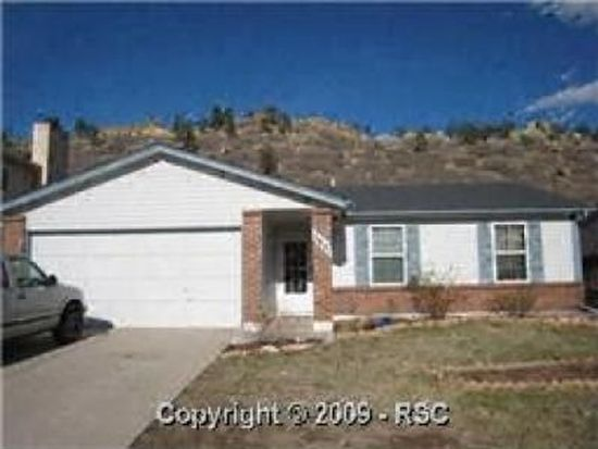 5921 Bourke Dr, Colorado Springs, CO 80919