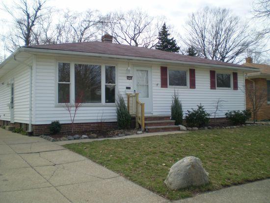 19611 Thornridge Ave, Cleveland, OH 44135