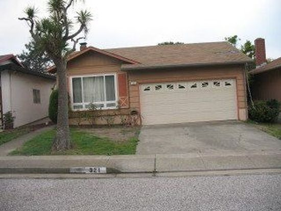 321 Forest Park Ct, Pacifica, CA 94044