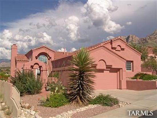 10094 N Bighorn Butte Dr, Tucson, AZ 85737