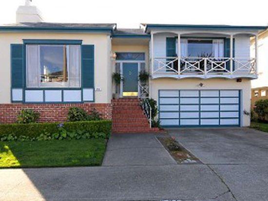 261 Morningside Dr, San Francisco, CA 94132