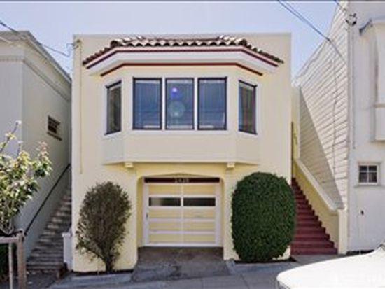 2439 24th Ave, San Francisco, CA 94116