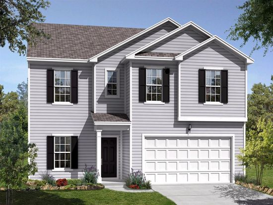 Landrum - Amber Ridge by Ryland Homes