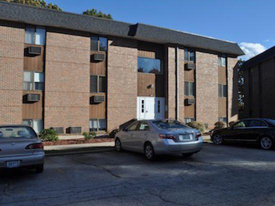 117 John St UNIT 17, Lincoln, RI 02865