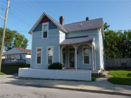 1442 E Market St, Indianapolis, IN 46201