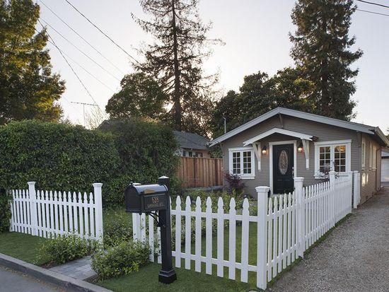 628 Cambridge Ave, Menlo Park, CA 94025