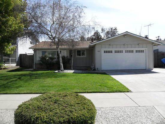 788 Regent Park Dr, San Jose, CA 95123