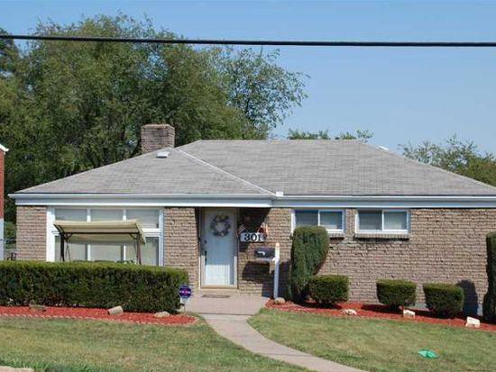 301 Ruthwood Ave, Pittsburgh, PA 15227