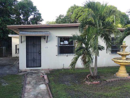 1175 NW 120th St, North Miami, FL 33168