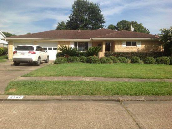 3147 Gardendale Dr, Port Neches, TX 77651