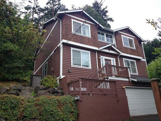 4401 SW Kenyon Pl, Seattle, WA 98136