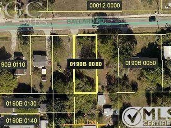 3812 Ballard Rd, Fort Myers, FL 33916