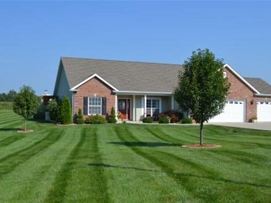 8734 Valley Farm Rd, Mulberry, IN 46058