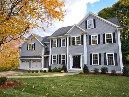 41 Kendall Rd, Lexington, MA 02421